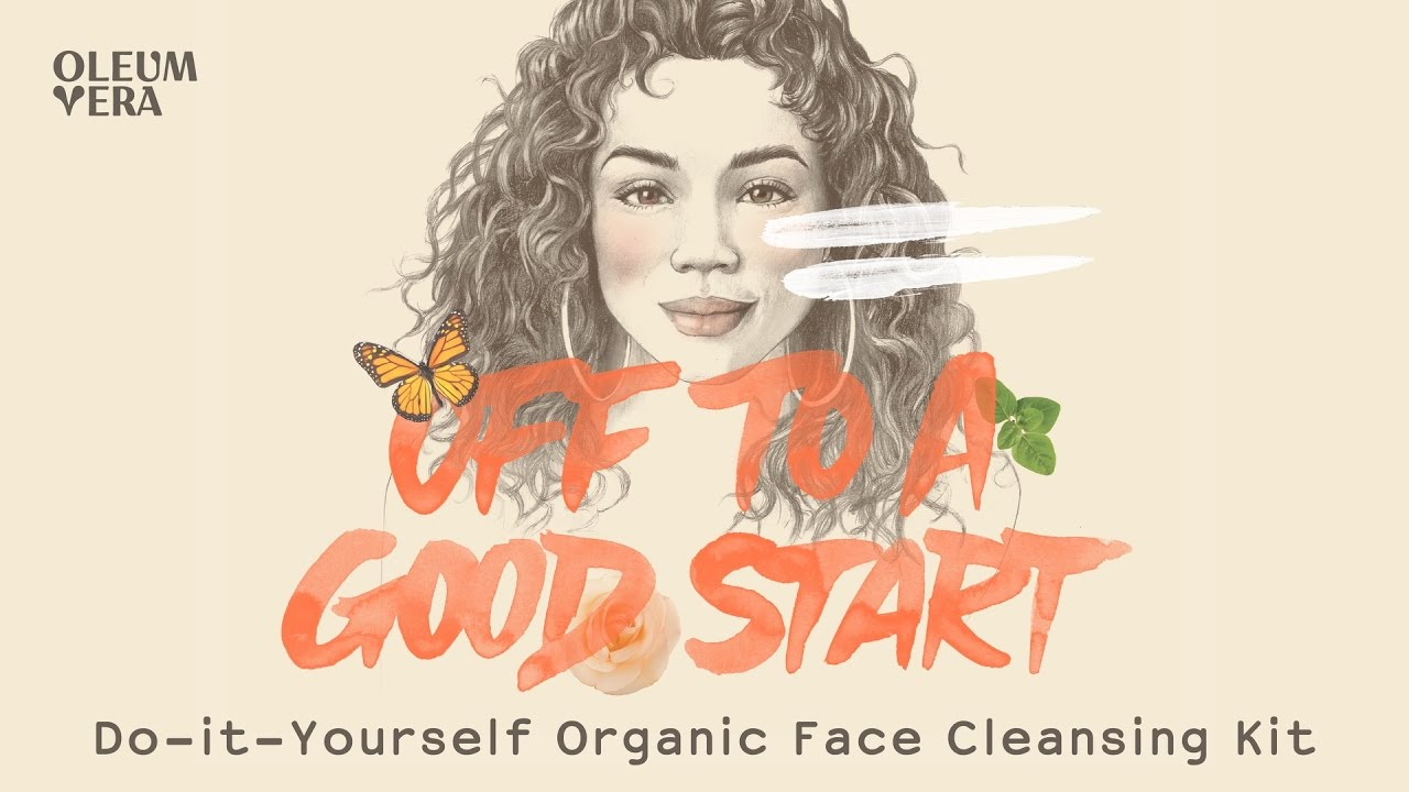 Do it yourself organic face cleansing kit youtube solutioingenieria Gallery
