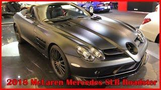 2018 McLaren Mercedes SLR Roadster Picture Gallery