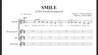 作曲: C. チャップリン 作詞: J. ターナー,G. パーソンズ ソプラノ: ...