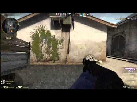 CSGO MG road to the top