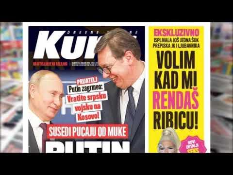 Novo jutro-Dea i Sarapa-Zarko Rakic,prof.dr.Vladimir Vuletic-19.01.2019.