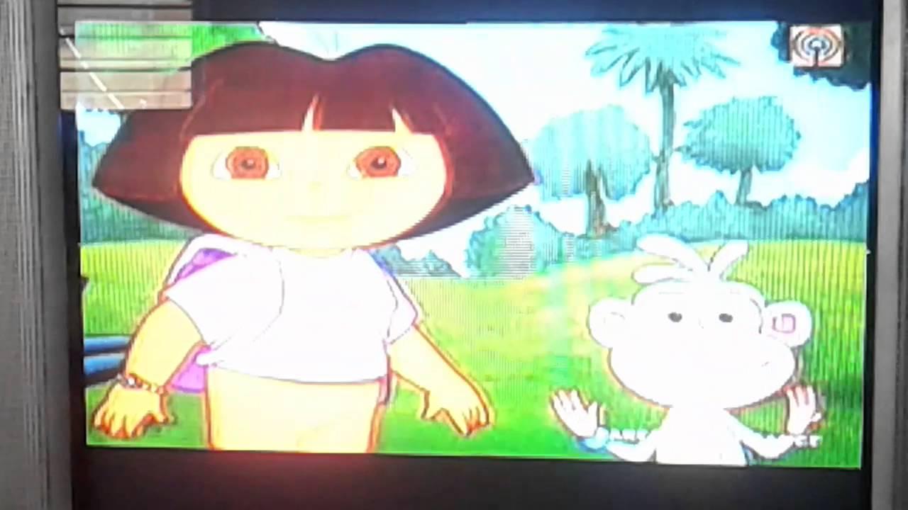 Dora The Explorer Spy Tagalog Version Part 1 Youtube