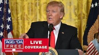 Trump Press Conference - LIVE COVERAGE