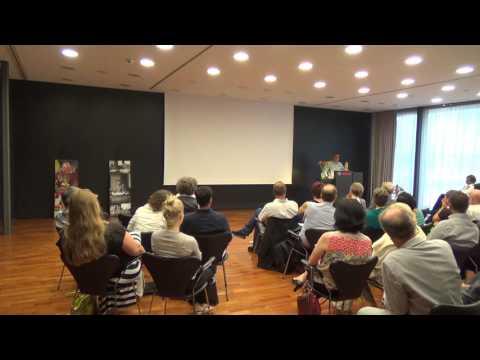 Robert Bosch Foundation Stuttgart - Book Release Petra Vogler 25th of July 2016 - part II
