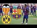 Barcelona September Preview | FIVE Matches ft Valencia & Borussia Dortmund