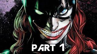 Batgirl A Matter of Family Walkthrough Gameplay Part 1 - Joker (Batman Arkham Knight DLC)