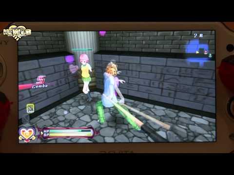 PS Vita - To Love Ru - Episode 3