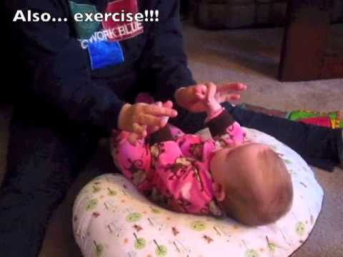 Baby Milestones Learning To Sit Up Youtube