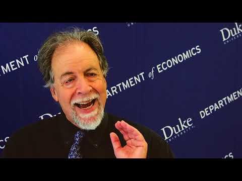 Master's Programs in Economics: Professor Charles Becker Discusses the M.A. Economics Degree at Duke