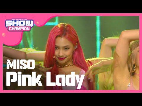 Show Champion EP.243 MISO - Pink Lady [미소 - 핑크 레이디]