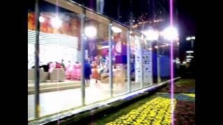 Фейерверк в Сочи на открытие олимпиады и съемка шоу «Пусть говорят»