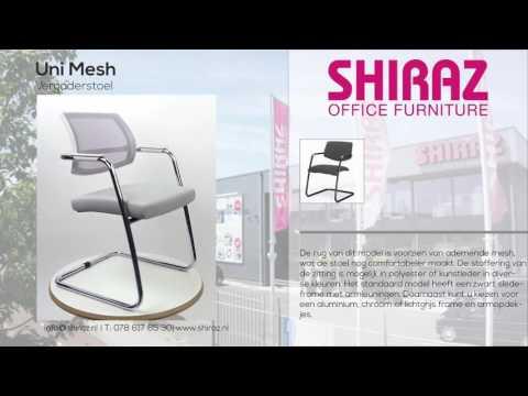 365º view | Vergaderstoel Unimesh | Shiraz Office Furniture