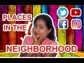 Lección 24: Places in the neighborhood-Lugares en el vecindario en Inglés