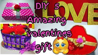 D Y 5 amazing gift for your love onesD Y gift ideas for valentines day Valentines craft ideas