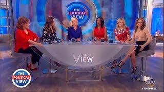 Omarosa talks with The View