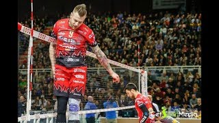 Top 10 Best Actions by Ivan Zaytsev
