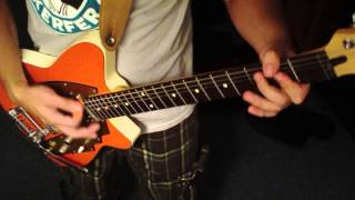 Creedence Clearwater Revival: Cotton Fields - Guitar Cover