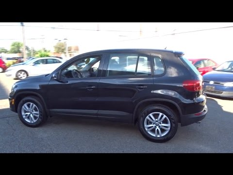 2012 Volkswagen Tiguan Walk-Around Nassau County Long Island New York VW U6901