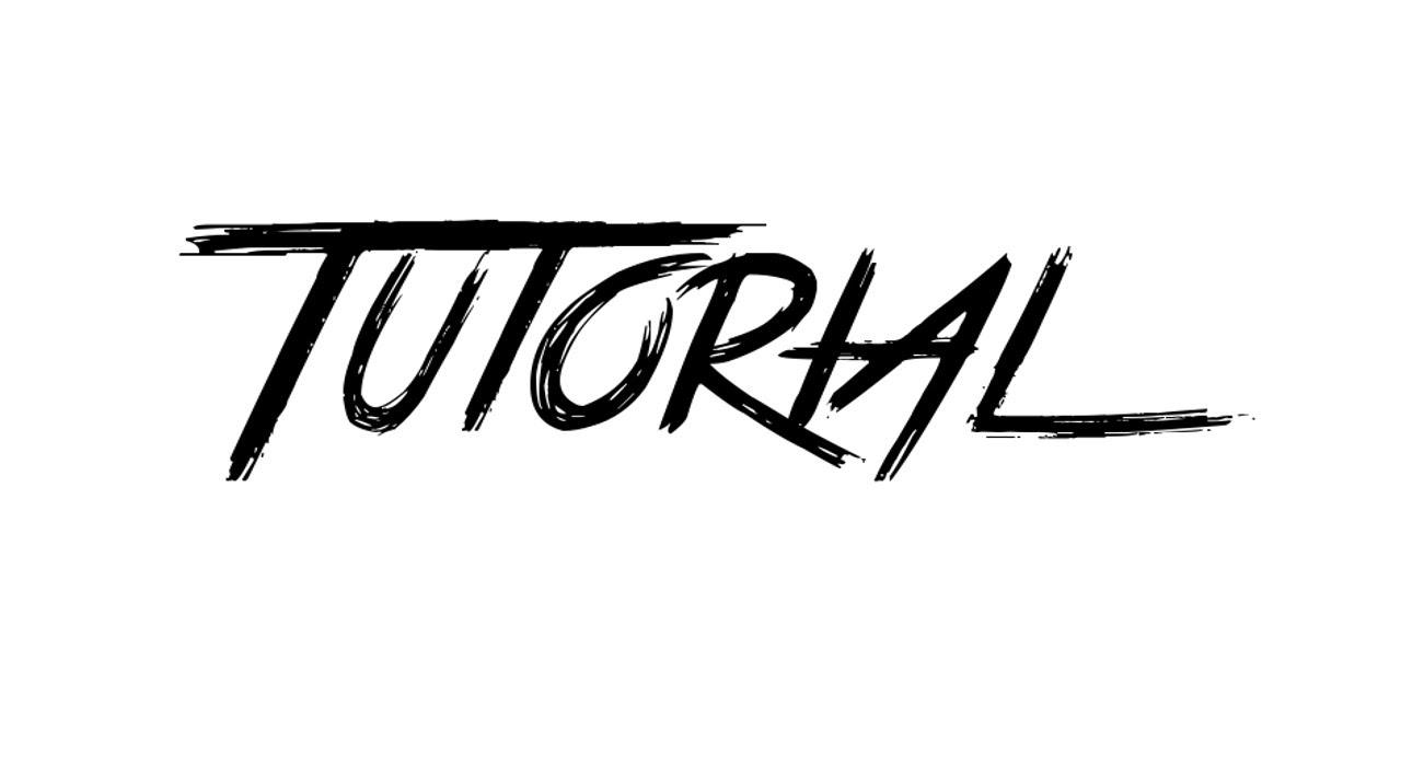 Turtorial: Wie krieg ich Schriftarten auf Gimp 2.8 für
