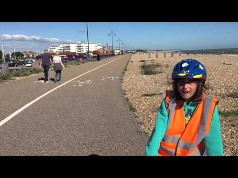 Jasmine's Guide To Eastbourne Cycle Routes