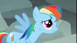 Rainbow Dash finds herself in a tricky situation and a desperate so...