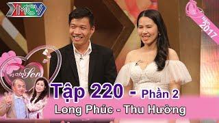 Sốc với 'cặp đùi' tươi quá - chồng quyết định 'cưa đổ' vợ | Long Phúc - Thu Hường | VCS #220 🤤