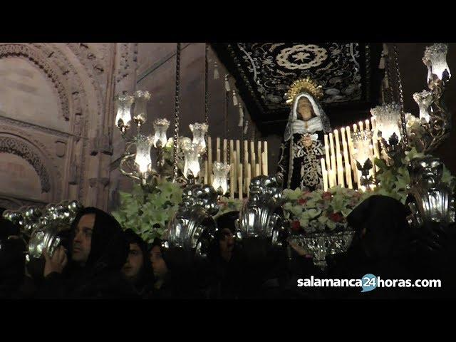 Procesión de Nuestra Señora de la Soledad | Semana Santa Salamanca 2019