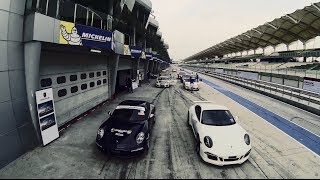 Porsche Parade Southeast Asia 2013 - where Porsche enthusiasts across borders unite