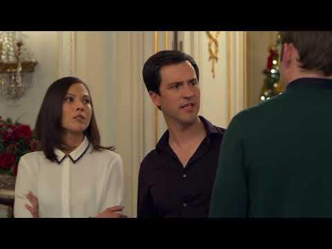 A Christmas Prince: The Royal Baby / Simon Proposes To Melissa