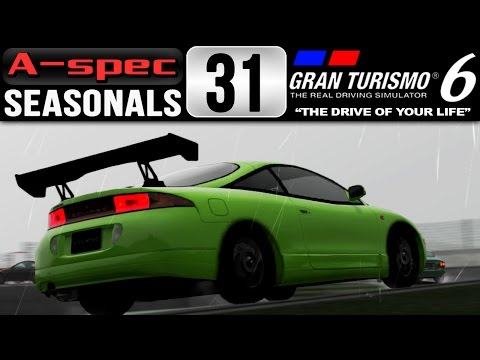 Gran Turismo 6 [FullHD] - A-Spec Seasonals #31 - Front-Wheel