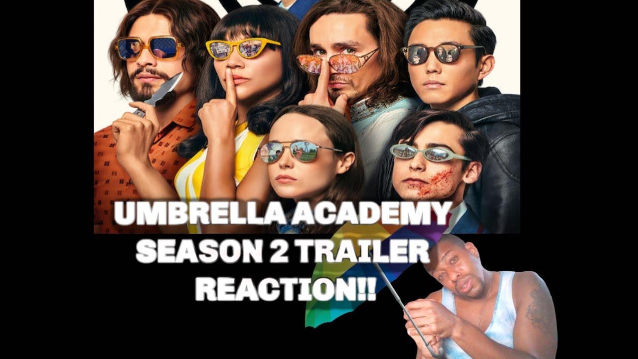 The Umbrella Academy Season 2 | Official Trailer | Netflix ...