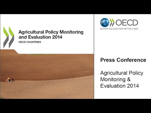 Agricultural Policy Monitoring & Evaluation 2014 - Press Conference