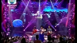 Video Lesty Sang Juara - Konser Kemenangan - DAcademy download MP3, 3GP, MP4, WEBM, AVI, FLV Agustus 2017