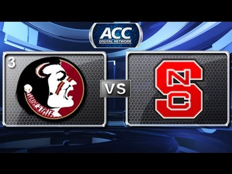 Florida State Seminoles vs NC State Wolfpack Highlights ...
