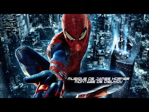 The Amazing Spider-Man - Meilleurs moments musicaux / Best musical moments