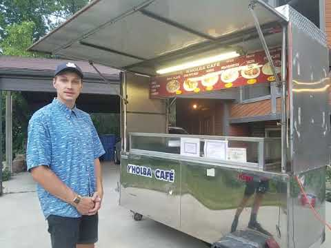 Taco Cart For Sale