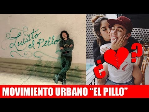 Fans de Luisito Comunica graffitean la calle por él | Juan de Dios y Kimberly ¿En bronca?