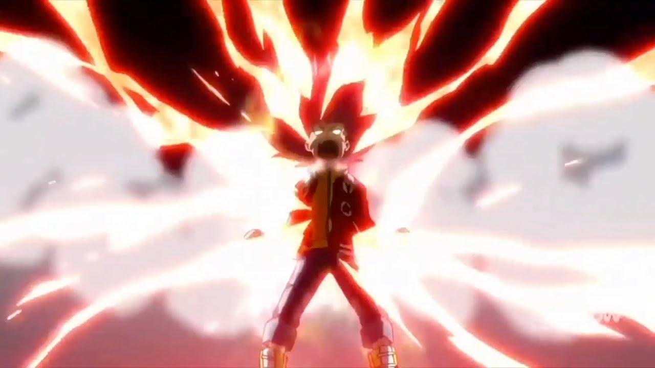 Download Dante vs Aiger Battles 1-3 | BeyBlade Burst Rise!