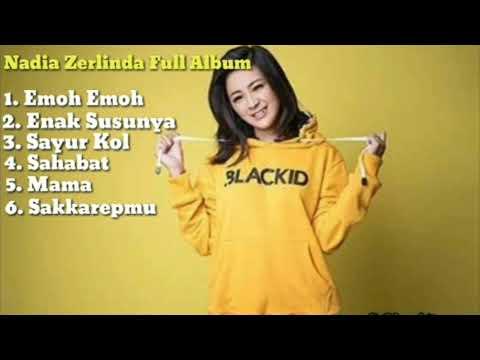 """Nadia Zerlinda """" Emoh """" - Album Nadia Terbaik Tahun 2019"""