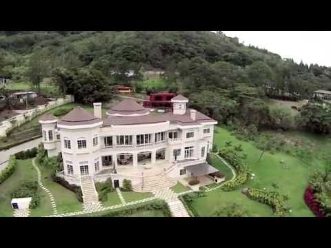 Video  1510, VILLA SERENA – Escazu Mountain Mansion