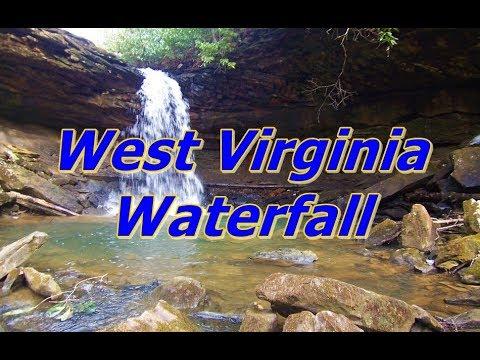 Original West Virginia Waterfall Photo Slideshow