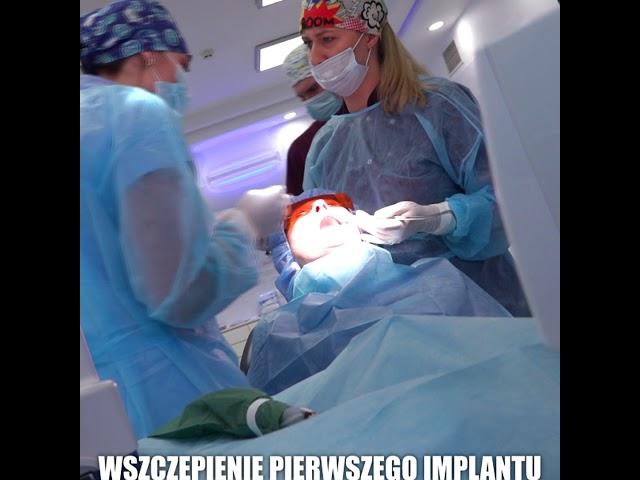 Practiculum Implantologii Sezon IXA Sesja 6 zabieg 3