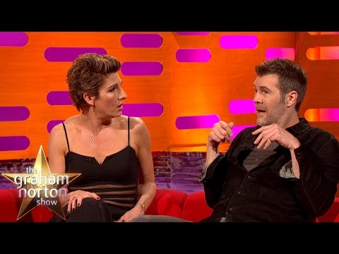 Rhod Gilbert Watched A Horse Have Its Penis Washed With A Bicycle Pump  The Graham Norton