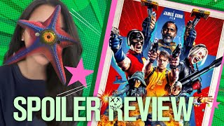 The Suicide Squad Review 2021 The Movie That Proves Outrage Hypocritical