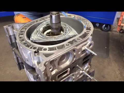 2010 RX8 Rotary Engine Rebuild