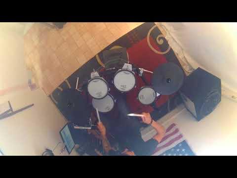 Hear me now - Bad Wolves feat. Diamante - Drum Cover