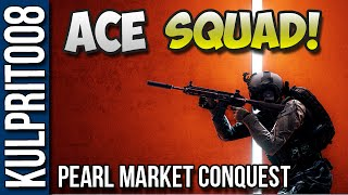 BATTLEFIELD 4 ACE SQUAD - Pearl Market Firefight! (BF4 Dragons Teeth Gameplay)