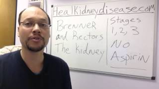 OTC Medication To Avoid With Kidney Disease That Many Doctors Recommend