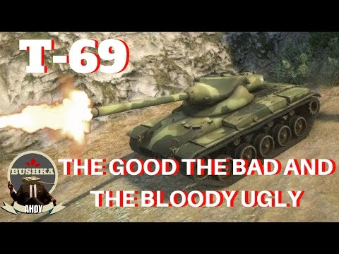 T69 - The Good The Bad and The BLOODY UGLY - World of Tanks Blitz