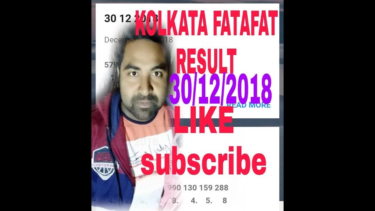 Fatafat Result